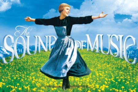 The Sound of Music starring Julie Andrews
