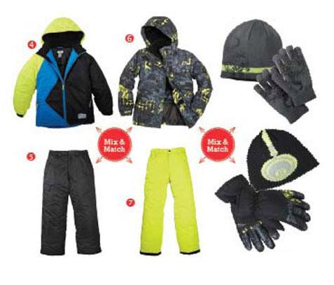 Sportek Winter Jacket for kids