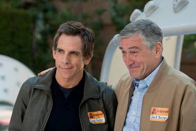 Ben Stiller and Robert DeNiro in Little Fockers