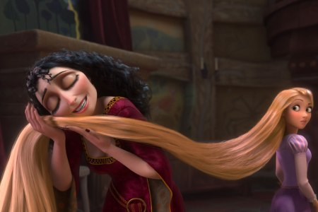 Donna dishes Disney's Tangled