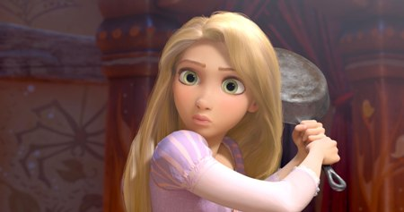 Mandy Moore stars in Tangled