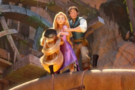 Zachary Levi's Tangled interview