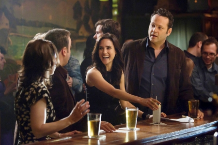 The Dilemma stars Vince Vaughn and Jennifer Connolly