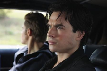 vampire diaries damon and stefan. Vampire Diaries. Damon and