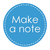 make a note