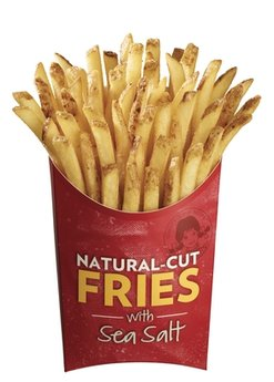 Wendy's announced a new version of their famous french fries