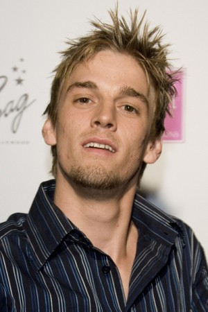 Aaron Carter alive and well