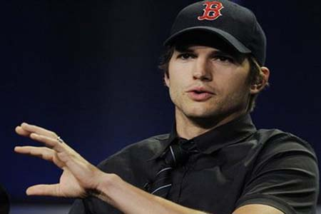 Kutcher: I'm not in the sex tape