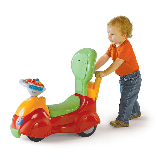 Chicco 4-in-1 Ride on