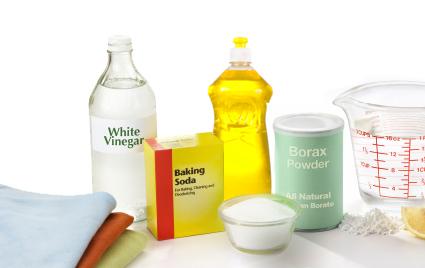 5 Helpful household cleaners