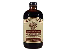 Madagascar Bourbon Pure Vanilla Extract