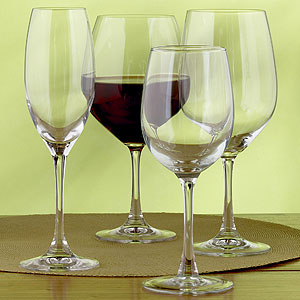 Cost Plus World Market Stemware