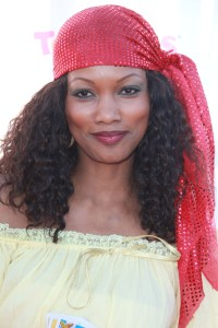 Garcelle Beauvais enjoys the zoo