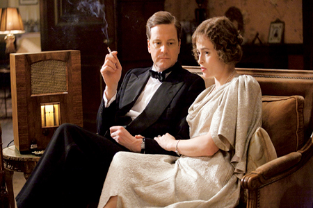 The King's Speech nominated for seven Golden Globes