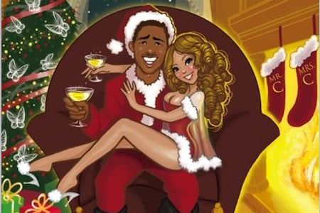 Mariah and Nick's Christmas card