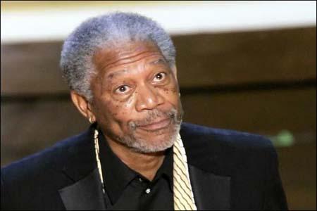 Morgan Freeman: Alive and well
