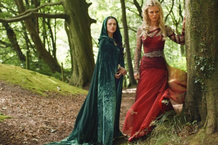 The ladies of Merlin