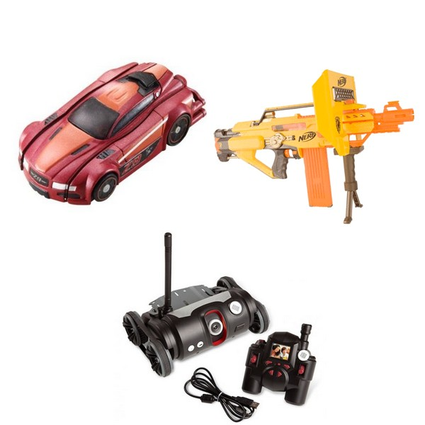 Most popular toys for boys