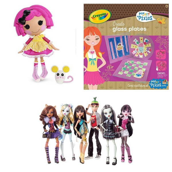 Most popular toys for girls