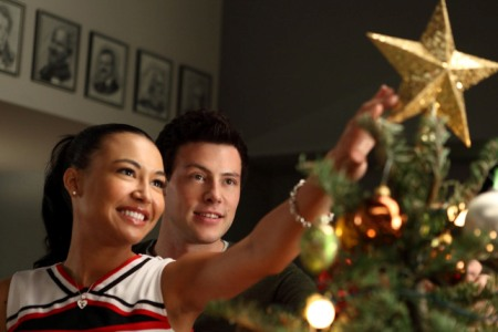 glee for the holidays!