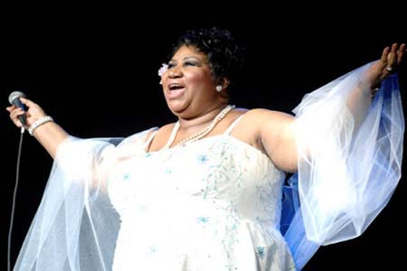 Aretha Franklin suffering from cancer