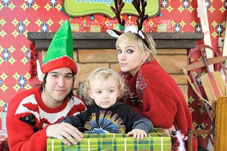 The Wenz-Simpson family Christmas card