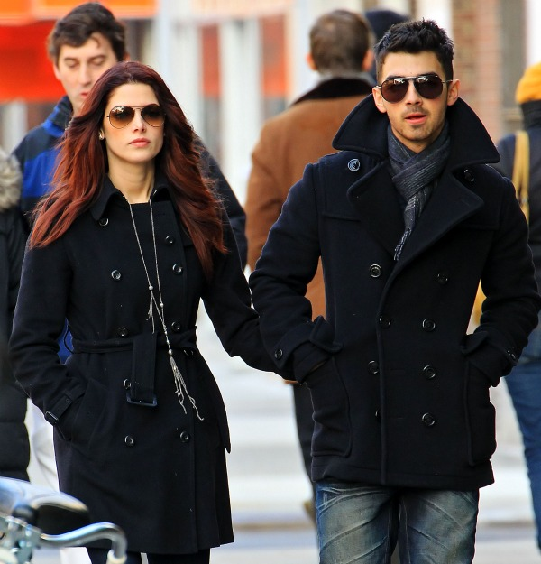 Ashley Green and Joe Jonas