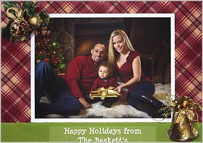 Baskett family Christmas