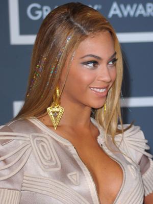 Beyonce - hair bling