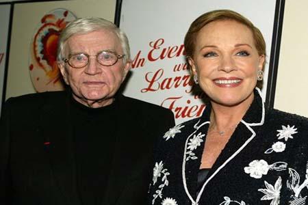 Julie Andrews mourns husband