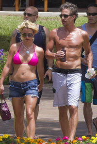 Britney Spears abused by Jason?