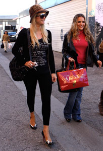 Brooke Mueller Paris Hilton