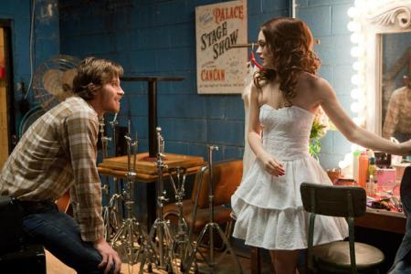Garrett Hedlund in Country Strong
