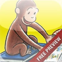 Curious George is educational and familiar to kids.