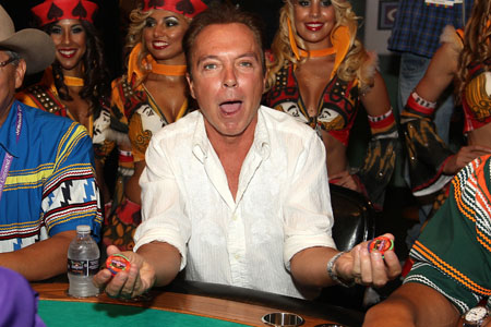 David Cassidy pleads not guilty