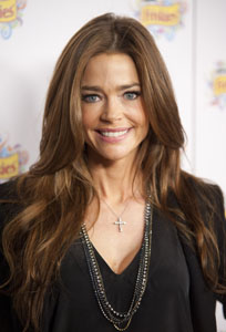Denise Richards has a new man