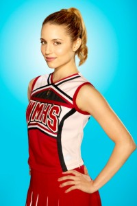 Dianna Agron on Glee