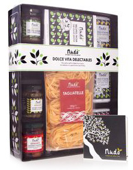 Dolce Vita Delectables & Nudo Olive Tree Adoption - $154