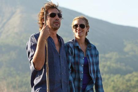 Javier Bardem heats up Julia Roberts in Eat Pray Love