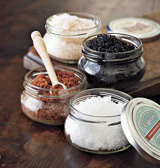Finishing Salts Collection - $39.50