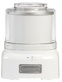Cuisinart Ice Cream/Frozen Yogurt Maker - $49.95