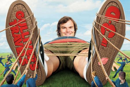 Gulliver's Travels star Jack Black