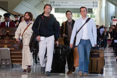 The Hangover 2 cast