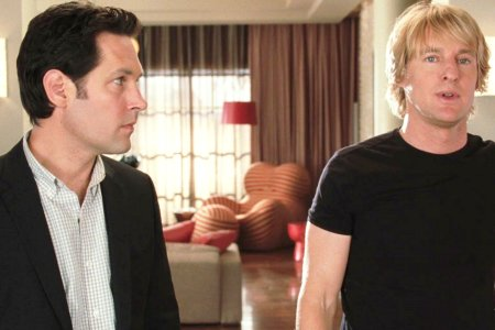 How Do You Know stars Paul Rudd and Owen Wilson
