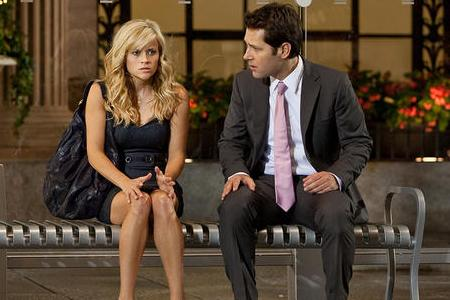 Reese Witherspoon and Paul Rudd