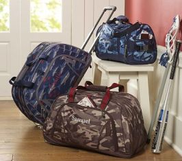 Fun kids suitcases