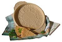 Ceramic Irish Shortbread Pan - $35.95
