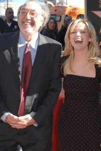 James L Brooks and Reese Witherspoon