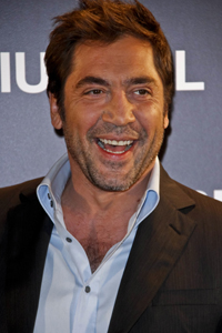 Javier Bardem is Glee-ful