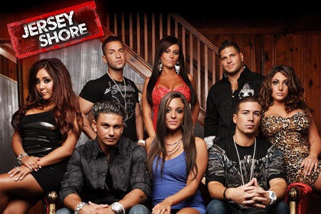 The cast of season 3 of Jersey Shore